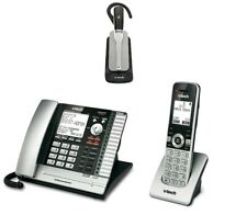 Vtech 4 Line Corded Cordless Business Phone System 500ft range Wireless Headset