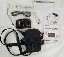 Canon PowerShot SX120 IS 10 MP Digital Camera 10X Optical Zoom