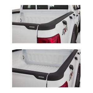 "Bushwacker SmoothBack Tailgate & Bed Rail Caps for 11-15 Ford Ranger T6 60"" Bed"