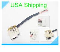 DC power jack in cable harness for HP Pavilion DM3-1000 DM3-1007AU DM3-1007TU