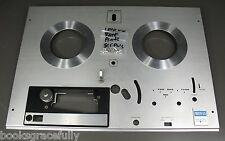 AKAI 1800D-SS Reel Deck Quadraphonic 1800 D SS REPAIR PART - Top Faceplate FACE
