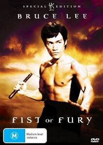 Fist Of Fury (DVD, 2007( Special Edition )-**