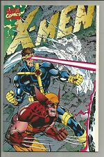 X-Men #1 (Oct 1991, Marvel) Gatefold Cover of all the covers, Jim Lee, c12