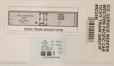 Tichy Train Group N #9224N Ice Service Reefer, Western Pacific Car