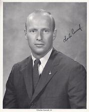 Great autogram photo - Charles Conrad jr. (1930-1999) Astronaut