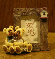 "Shelly Bear Frame #30026 ""LOVING COUPLE"",  by Heartfelt, NEW from Retail Store"