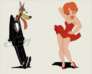 Tex Avery cartoon DVD transfer compilation 6 DISK SET animation Wolfy Red Hot
