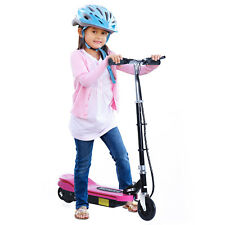 Qaba Pro E-Scooter Electric Scooter Folding Pink