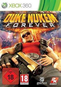 XBOX 360 DUKE NUKEM FOREVER Neu
