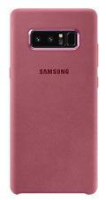 Carcasa Samsung Note8 Alcantara cover Pink