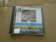 The Lost World Jurassic Park PS1 NO FRONT COVER Sony Playstation