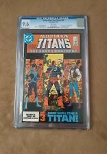 Tales of the Teen Titans #44 (DC, 1984) Grayson Becomes Nightwing CGC 9.6 L@@K