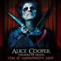 Alice Cooper - Theatre of Death: Live at Hammersmith 2009 (+ Audio-CD) [2 DVDs]