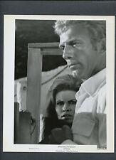 RAQUEL WELCH AND ANTHONY FRANCIOSA - 1967 FATHOM - SPY THRILLER + COMEDY