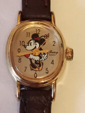 More details for lady's/girl's minnie mouse watch from disney time works