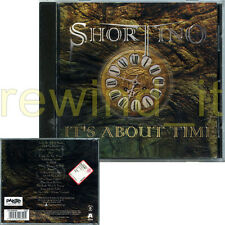 "SHORTINO ""IT'S ABOUT TIME"" RARE CD 1997"