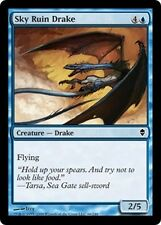 4x Draghetto di Rovina del Cielo - Sky Ruin Drake MTG MAGIC Zen Ita
