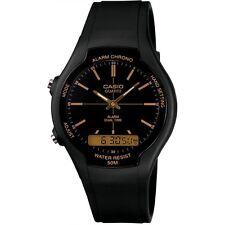 Casio AW90H-9EV Men's Dual Time Analog/Digital Quartz Wrist Watch AW-90H-9EV New