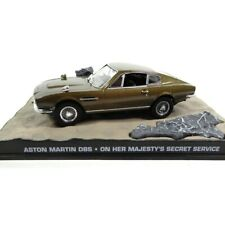 Aston Martin DBS Servicio secreto de su majestad 1:43 007 James Bond diecast