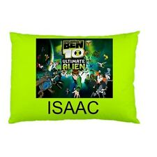 BEN 10 ULTIMATE ALIEN Personalized childrens kids BED pillow slip case