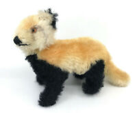 Steiff Pandy Indian Red Panda Mohair Plush 10cm 4in 1963 -64 Vintage no ID
