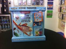 Disney Planes- Movie Theater- Storybook and Movie Proyector