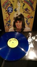 RICK SPRINGFIELD - MISSION MAGIC Blue LP (Brady Kids) 1970's POP Free  Easy Love