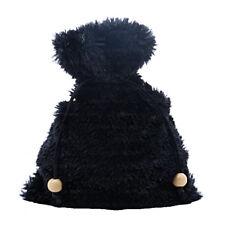 5 x 7 Ultra-Plush Cashmere Drawstring Dice Bag - Black