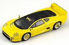 Spark 1/43 Jaguar XJ220 TWR 1993 Yellow S0768 Japan