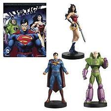 DC Comics Superman, Wonder Woman & Lex Luther chiffres ** dégâts boîte **