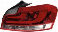 Blinker Bremslicht Hinten sx für BMW Serie 1 Coupe Cabrio E82 E88 2011- Rot Scu