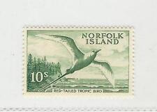 Norfolk Island: Scott 41 mint, NH, high value, bird. NK04