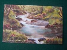 Exmoor Area Artist Card R.J.Lugg