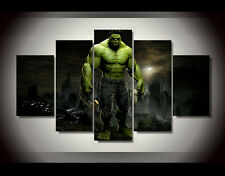 Modern Abstract Oil Painting Wall Decor Art Huge - Hulk Unframed HD Print