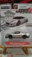 Jada Toys JDM Tuners 2002 Honda NSX Type- Japan Spec Widerbody (N6)
