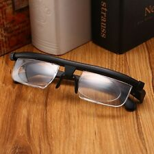 Women Men Focus Adjustable lens Reading Glasses Myopia Eyeglasses -6D to +3D