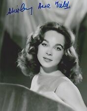 Shirley Anne Field Signed 8x10 Photo -Star of THE ENTERTAINER - STUNNING!!! G710