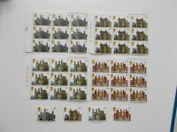 GB Wholesale Offer 1978 British Architecture x 10 Sets U/M Cat £15 plus FREE p&p