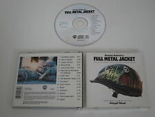 VARIOUS/FULL METAL JACKET - OMP SOUNDTRACK(WARNER BROS. 7599-25613-2) CD ALBUM