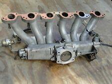 Jaguar XJS 5.3L V12 Intake Manifold Throttle Body Assy 1984-1991 GENUINE P41465