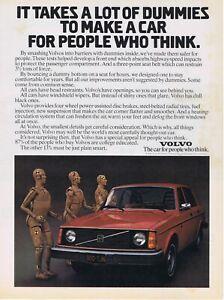 1975 Advertisement - VOLVO 4 Door