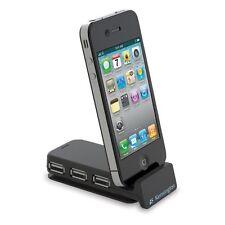 Kensington Pocket Hub 3 USB Ports Charge & Sync for iPhone 2 3 4 4S