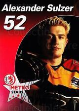2003-04 German DEG Metro Stars Postcards #18 Alexander Sulzer
