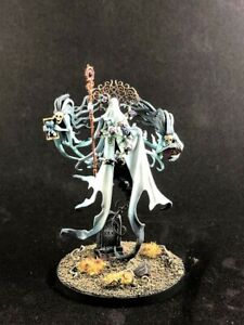 Lady Olynder Mortarch of Grief Nighthaunt Warhammer AOS painted