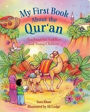 My First Book About the Qur'an - Eid Gifts Kids Muslim Islamic Quran Ramadan