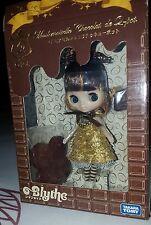 "Petite 4.5"" Blythe Doll - Mademoiselle Chocolate de Q-pot"