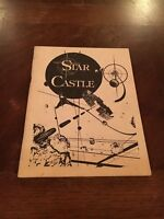 Star Castle Video Arcade Game Operation & Maintenance Manual, Cinematronics 1980