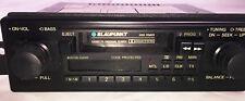 Vintage Blaupunkt Boston SQR-49 Dual Shaft Style Cassette Radio