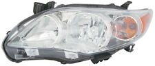Headlight Assembly-CE Left Maxzone 312-11C5L-AC1 fits 2011 Toyota Corolla