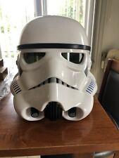 Star Wars The Black Series Imperial Stormtrooper Electronic Helmet (Read)